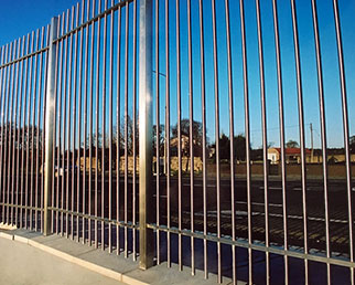 Stainless steel Apex universal railings