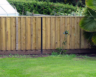 1.2m high Unison Elite divisional fence